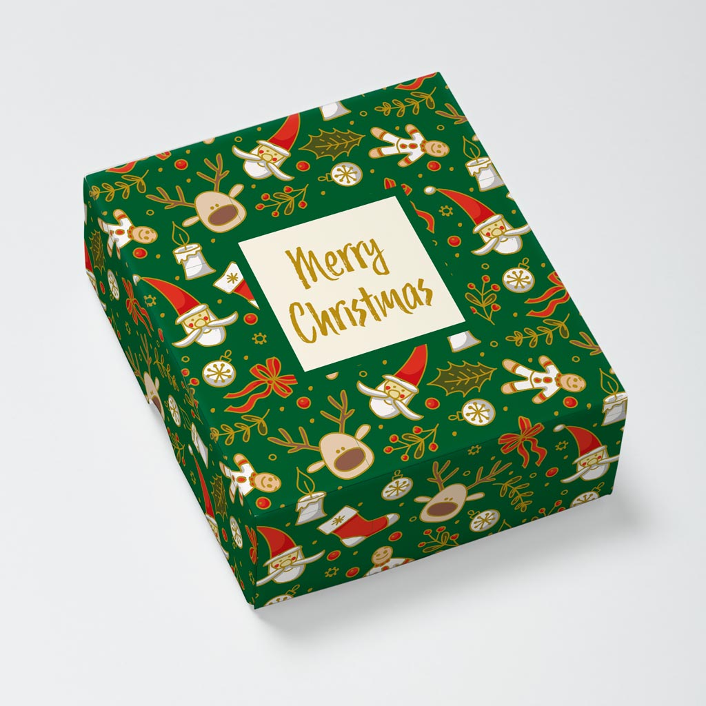 Christmas Photouch Box