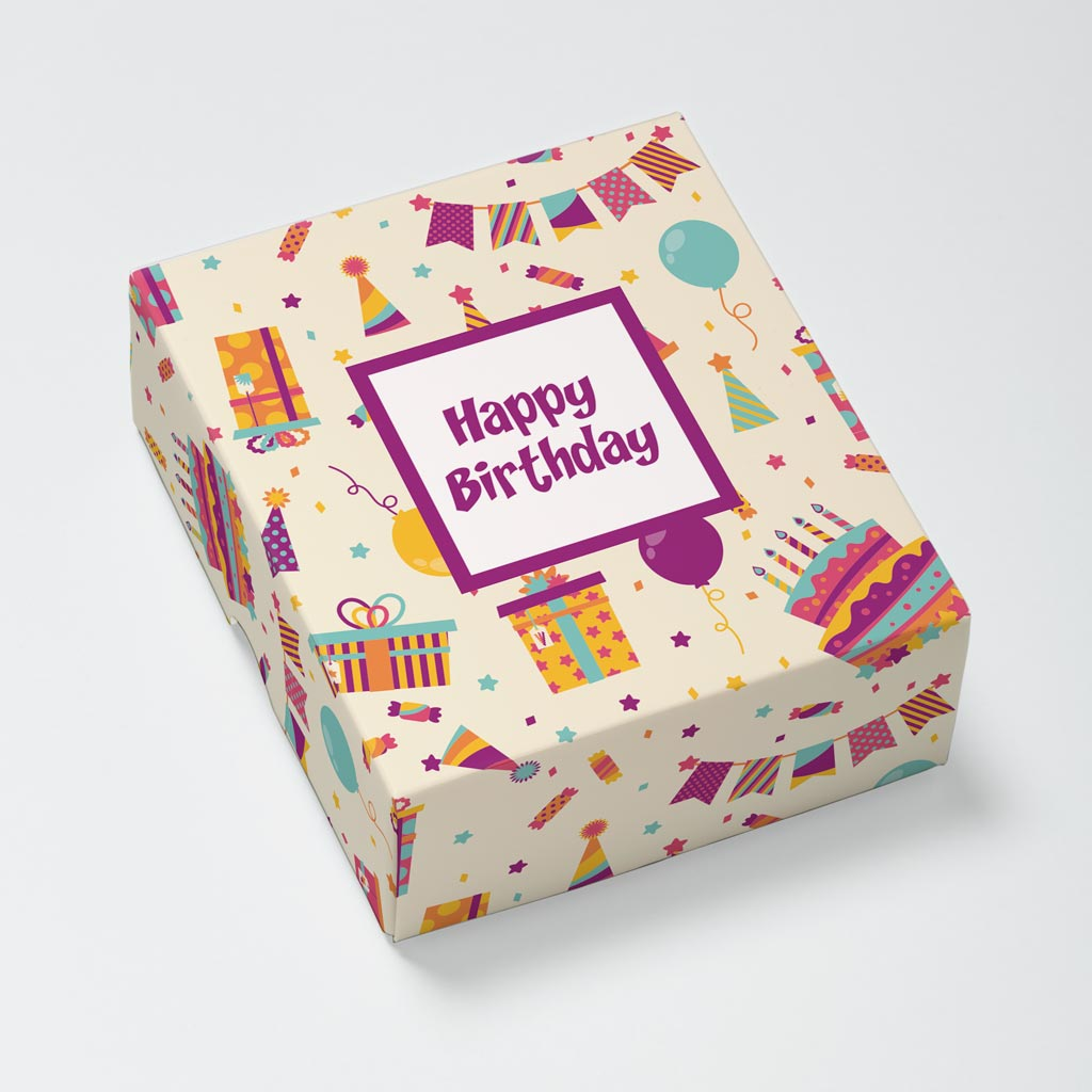 Funny Birthday Photouch Box